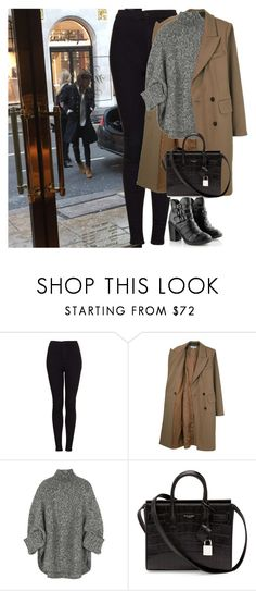 """""""Shopping with Harry"""" by valentinacard ❤ liked on Polyvore featuring Topshop, Carven, Michael Kors, Yves Saint Laurent and harrystyles"""