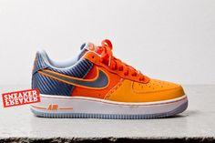 Nike Air Force 1 Low | Armory Blue & Orange