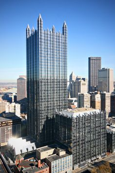 AD Classics: PPG Place,© Highwoods Properties 2014