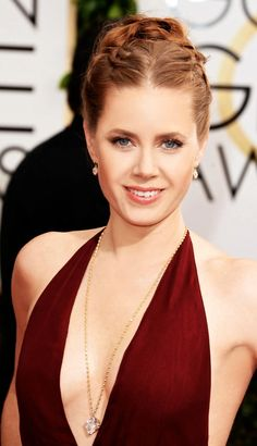 Amy Adams, Golden Globes, 2014.