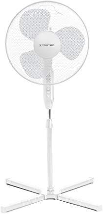 Ardes AR5W40R Wand-Ventilator mit Fernbedienung Oszillierend SCHWARZ 3480m³//h