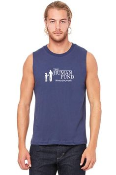 he human fund money for people Muscle Tank