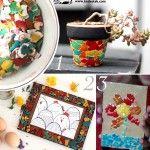 Three+ideas+for+eggshell+mosaic