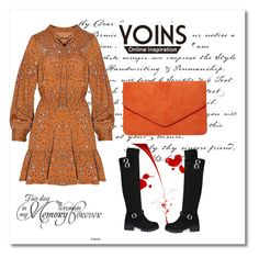 """""""Yoins dress"""" by woman-1979 ❤ liked on Polyvore featuring Dorothy Perkins, women's clothing, women, female, woman, misses and juniors"""