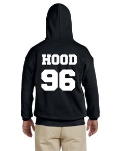 Calum Hood 96 5SOS Hooded Sweatshirt