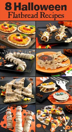 We #FlatoutLove Halloween. It's the perfect time for kids to express themselves through costumes, decor and of course… Flatout! We love that Flatout is the perfect blank canvas for kids & adults to get creative during this season. Below are Halloween recipes so tasty it's spooky! Flatout Halloween Recipes: Jack-O-Lantern Flatout Pizzas Flatout Bugs in Continue Reading...