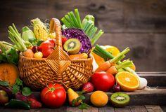 Trucos para consumir tus cinco porciones diarias de frutas y verduras
