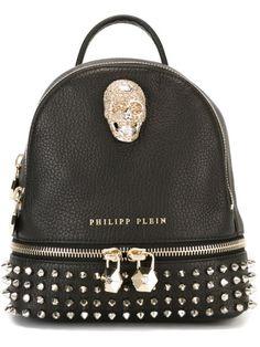 4ca9d3d0c181 Shop Philipp Plein mini  Bad Kingdom  backpack in Julian Fashion from the  world s best