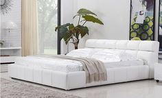 Columbina Modern Leather Bed Frame Leather Bed Frame, Thought For Today, Modern Bedroom Furniture, Mattress, Thoughts, Home Decor, Kitchen, Food, Decoration Home
