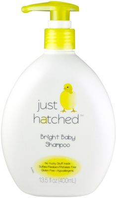 Just Hatched Bright Baby Shampoo, Ounce on ShopSavvy Baby Skin Care, Skin Care Tips, Skin Care Home Remedies, Baby Shampoo, Beauty Packaging, Games For Girls, Organic Skin Care, Body Care, Bath And Body