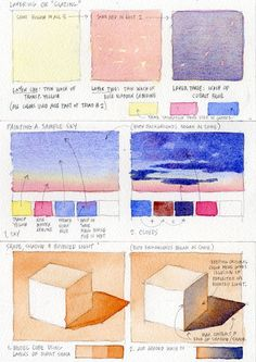 15 Of The Dumbest Things You'd Ever Want To Know About Watercolor…