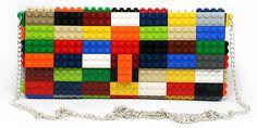 Brick Bags: Damen-Handtaschen aus LEGO