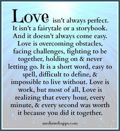 Love......