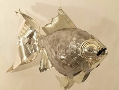 Something fishy with metal cans!