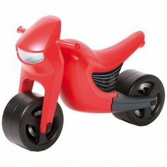 Toddler Ride On Car Vehicle Christmas Xmass Gift Present Push Toy Motorcycle Red #ToddlerRideOnCar
