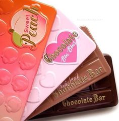 Too faced collection