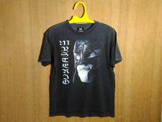 Vintage Wrestling Rey Mysterio  WWE  T Shirt by ArenaVintage