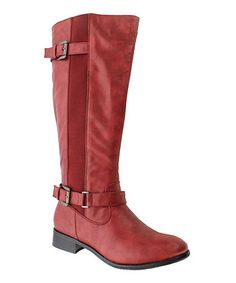 perfect riding boot for game day and every day. RTR direct link is http://www.crimsonhoundstooth.com/footwear/red-riding-boot.html
