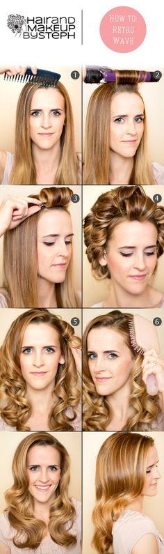 mermaid curls - Buscar con Google