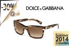 "Occhiali Dolce & Gabbana -30% su OcchialiGraduati.com ""Spediazione Gratuita""  #DG #shopping #style #ss2014 #summer #fashion #glassesonline #occhiali #estate  http://bit.ly/1q4nVL1"