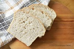 "Scandinavian Aniseed Bread, ""...is a kind of sourdough bread for those, who don't have time to bake with sourdough starter the traditional way. This makes really good toast too."" Scandinavianbread.com, February 25, 2017"