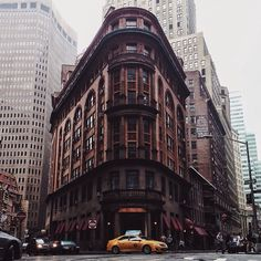 DELMONICOS, one of the oldest restaurants in NYC. Financial district. New York City