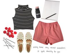 """""""Directly to you"""" by chloee013 ❤ liked on Polyvore"""
