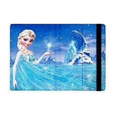 New Frozen Elsa Snow Queen  Apple i Pad MINI Flip Stand Case Cover Design