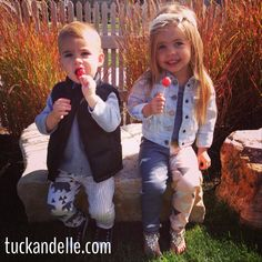 Tuck and Elle babe  Leggings at tuckandelle.com