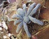 Cute spider crochet FINALLY! :D