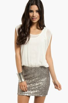 All That Sparkles Dress