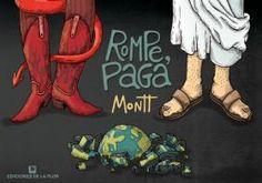 'Rompe, Paga': nova coletânea do chileno Montt pela Ediciones de la Flor