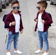 33 Ideas Baby Kids Fashion Swag For 2019 Baby Outfits, Outfits Niños, Little Boy Outfits, Toddler Boy Outfits, Toddler Boys, Baby Kids, Toddler Boy Fashion, Little Boy Fashion, Boys Fashion Wear