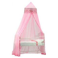 1000 images about toldos de bebe on pinterest kid - Mosquitero para cuna ...