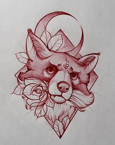 Traditional tattoo design, traditional tattoo animals, traditional tattoo s Traditional Tattoo Animals, Traditional Tattoo Design, Traditional Tattoos, Traditional Tattoo Sketches, Trendy Tattoos, New Tattoos, Cool Tattoos, Tattoos Fuchs, Tattoo Drawings