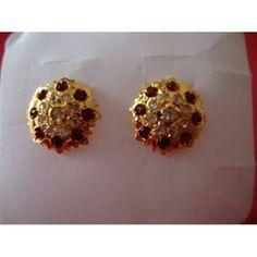 Stone Earrings, Jewelry, Jewlery, Jewerly, Schmuck, Jewels, Jewelery, Fine Jewelry, Jewel