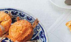 Muffins de maíz rellenos de bocadillo y Chocolate:  Prepare esta receta para el brunch y compártala con los suyos.