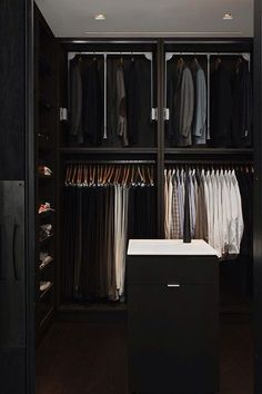 Now that's a closet