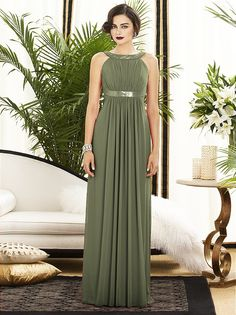 Olive Green Bridesmaid Dress | Things I love | Pinterest | Olive ...