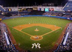 Old Yankee Stadium / saw the 3 to last game played in Yankee Stadium New York Yankees Stadium, New York Yankees Baseball, Yankees Fan, Baseball Buckets, Baseball Park, Baseball Field, Mlb Stadiums, A New York Minute, Sports Stadium