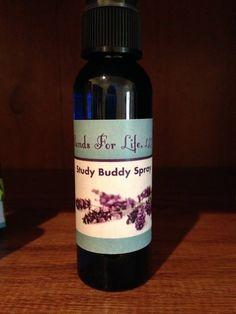 Study Buddy Spray