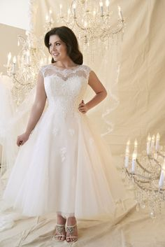 Traumkleider für kurvige Bräute – Callista Kollektion 2017 – Hochzeitsmagazin und Blog