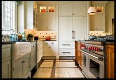 NY Farmhouse Kitchen