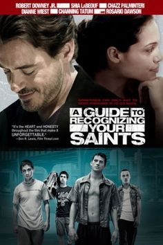 A Guide To Recognizing Your Saints: an actor's character piece