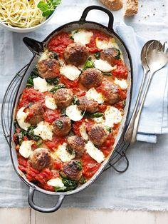 12 Italian comfort food recipes 7 - Emma Lee home I Love Food, A Food, Good Food, Food And Drink, Yummy Food, Cooking Recipes, Healthy Recipes, Comfort Food, Everyday Food