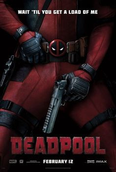 DEADPOOL STREAMING E DOWNLOAD FILM ITA 2016 HD