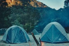 Winter camping in between mountain valleys - Australia. Click picture to see the full image. Check out my page for more photography projects.