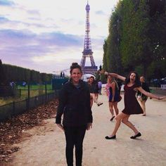 My life is so boring now by taramoo97 Eiffel_Tower #France