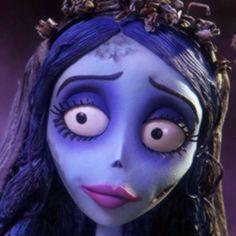 Tim Burton, Halloween Face Makeup
