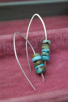 I like these -- the variety of possibilities of beads makes them very versatile